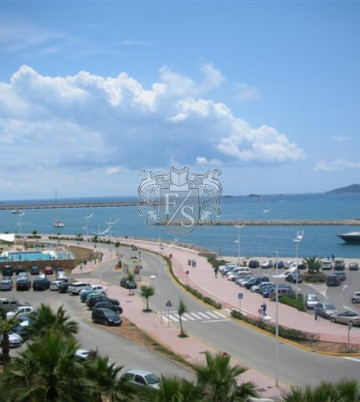 Luxus Appartement mit Blick über den Hafen von IBIZA