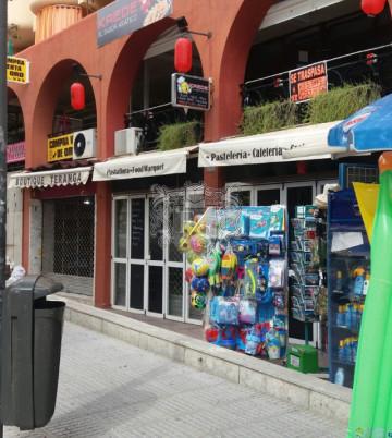 Ladenlokal in Figueritas in sehr guter Lage