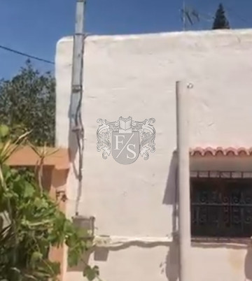 Haus an der alten Straße nach San Mateo