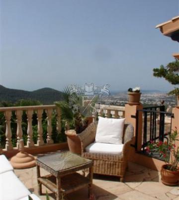 Light-flooded luxury mansion ( Ibiza Baleares )