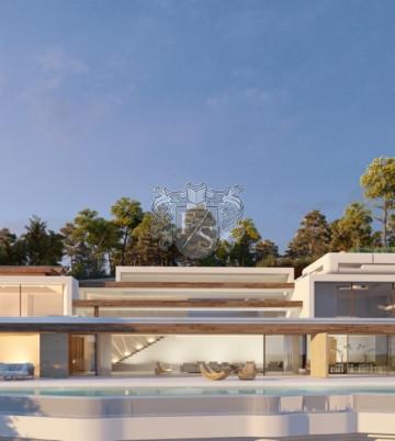 Beeindruckendes Anwesen an der Westküste von Ibiza