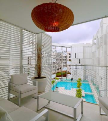 Eigentumswohnung im Patio Blanco Gebäude