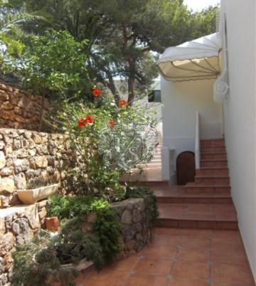 Ferienwohnungen auf IBIZA in freistehender Villa
